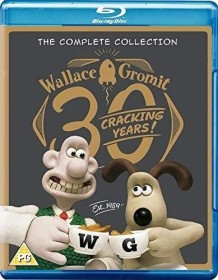 Wallace & Gromit - The Complete Collection Box (Blu-ray) (UK)