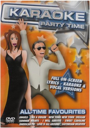 Karaoke: All-Time Favourites -- via Amazon Partnerprogramm