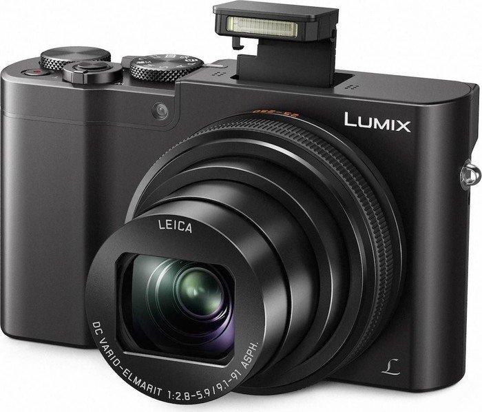 Panasonic Lumix DMC-TZ100 black
