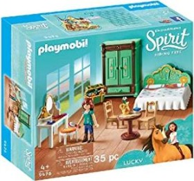 playmobil Spirit - Riding Free - Luckys Schlafzimmer (9476)