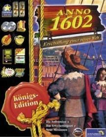 Anno 1602 - Königs-Edition (PC)