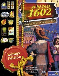 Anno 1602 - Königs-Edition (German) (PC)