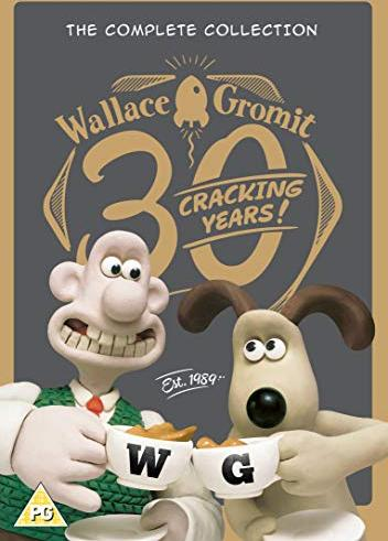 Wallace & Gromit - The Complete Collection Box (UK) -- via Amazon Partnerprogramm