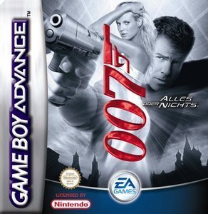 James Bond 007: Alles oder Nichts (GBA)