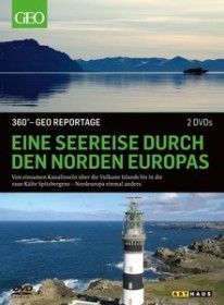 360° GEO Reportage - Eine Seereise durch den Norden Europas (DVD)