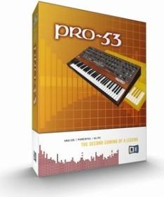 Native Instruments Pro-53 (PC/MAC) (verschiedene Sprachen)