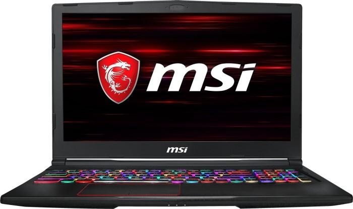 MSI GE63 8SE-048 - Raider RGB (0016P7-048)