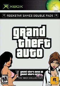 Grand Theft Auto (GTA) Doppel Pack (deutsch) (Xbox)