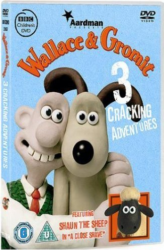Wallace & Gromit - 3 Cracking Adventures (UK) -- via Amazon Partnerprogramm