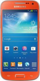 Samsung Galaxy S4 Mini Value Edition i9195i orange