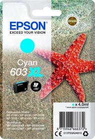 Epson Tinte 603XL cyan (C13T03A24010)