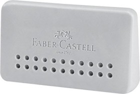 Faber-Castell Grip 2001 Edge Radierer grau (187164)