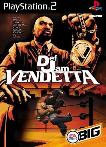 Def Jam Vendetta (German) (PS2) -- via Amazon Partnerprogramm