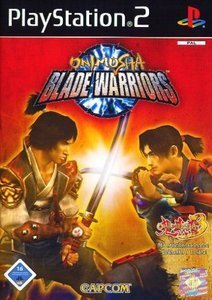 Onimusha Blade Warriors (German) (PS2)