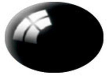 Revell Aqua Color black, gloss (36107)