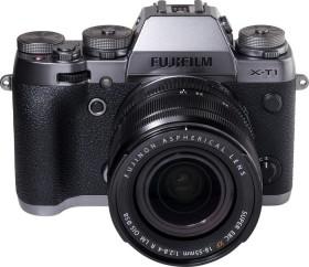 Fujifilm X-T1 silber mit Objektiv XF 16-55mm 2.8 R LM WR (4005413)