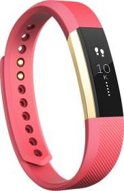 Fitbit Alta Large Aktivitäts-Tracker pink/gold (FB406GPKL)