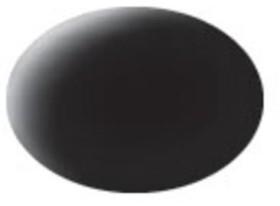Revell Aqua Color schwarz, matt (36108)
