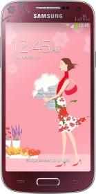 Samsung Galaxy S4 Mini Value Edition i9195i La Fleur rot