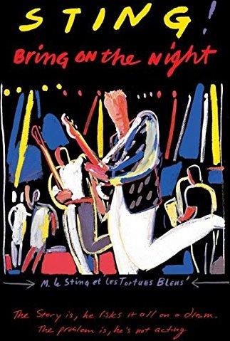 Sting - Bring On The Night (Blu-ray) -- via Amazon Partnerprogramm