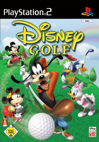 Disney Golf (niemiecki) (PS2) -- via Amazon Partnerprogramm