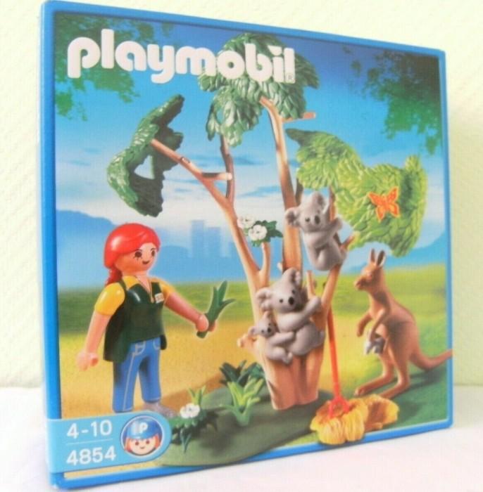 playmobil - City Life - Koala-Baum mit Känguru (4854) -- via Amazon Partnerprogramm