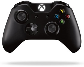 Microsoft Xbox One Wireless Controller schwarz (Xbox One)