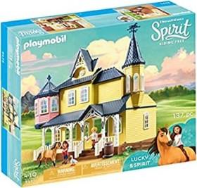 playmobil Spirit - Riding Free - Luckys glückliches Zuhause (9475)