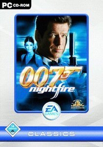 James Bond 007: Nightfire (niemiecki) (PC)