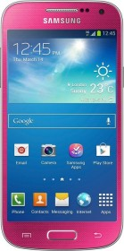 Samsung Galaxy S4 Mini Value Edition i9195i pink