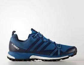 adidas Terrex Agravic core blue/core black/footwear white (Herren) (BB6002)