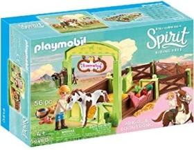 playmobil Spirit - Riding Free - Pferdebox Abigail & Boomerang (9480)
