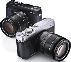 Fujifilm X-E1 silber mit Objektiv XC 16-50mm 3.5-5.6 OIS (4005372)