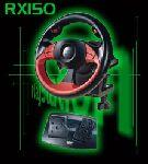 Saitek RX150 console sports Wheel (PS1)