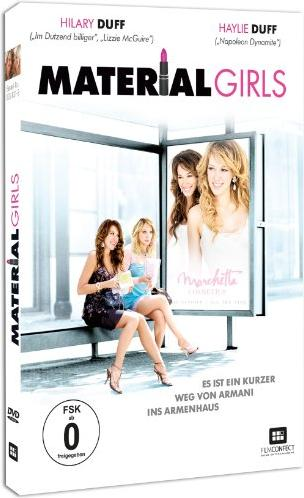 Material Girls -- via Amazon Partnerprogramm