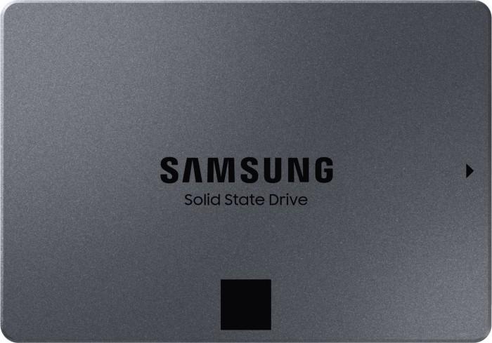 Samsung SSD 860 QVO 2TB, SATA (MZ-76Q2T0BW)