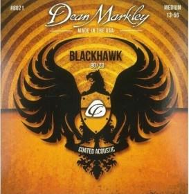 Dean Markley Blackhawk Acoustic 80/20 Medium (8021)