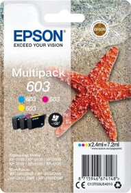 Epson Tinte 603 CMY (C13T03U54010)