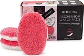 Waschies Abschminkpads pink, 3 Stück