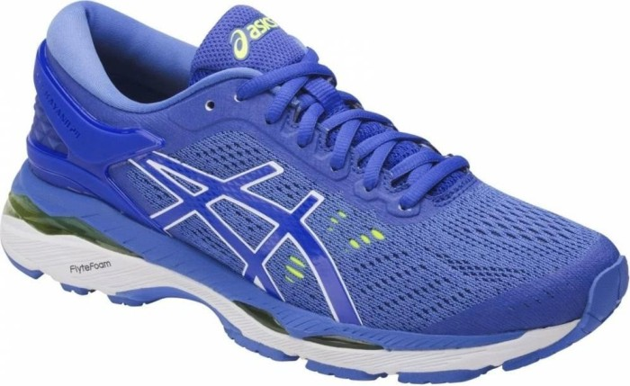 Asics Gel-Kayano 24 blue purple/regatta blue/white ab € 114,00 (2019 ...