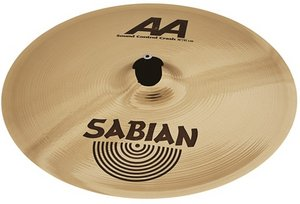 "Sabian AA Thin Sound Control crash 16"" (SA21640B)"