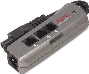 APC SurgeArrest Notebook Pro C8 Überspannungsschutz (PNOTEPROC8-EC)