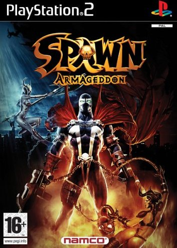 Spawn Armageddon (deutsch) (PS2) -- via Amazon Partnerprogramm