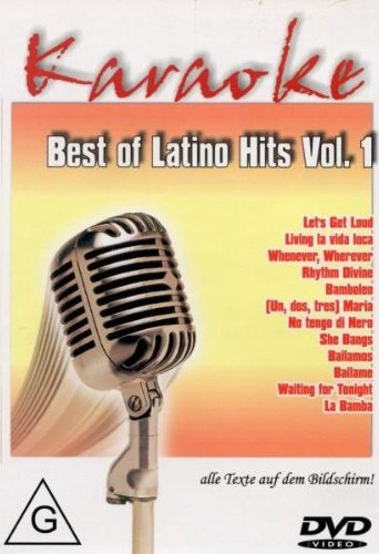 Karaoke: Best Of Latino Hits 1 -- przez Amazon Partnerprogramm