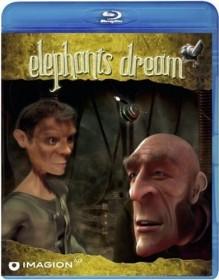 Elephants Dream (OV) (Blu-ray)