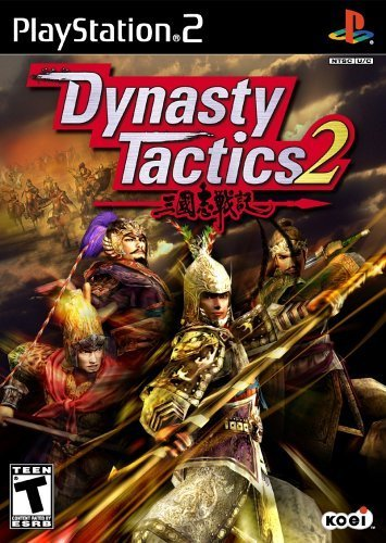Dynasty Tactics 2 (deutsch) (PS2) -- via Amazon Partnerprogramm