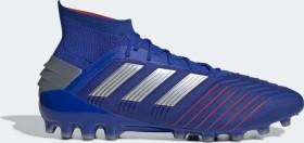 adidas Predator 19.1 AG bold blue/silver met./football blue (Herren) (D98053)