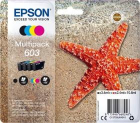 Epson Tinte 603 Multipack (C13T03U64010)