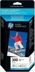 HP Druckkopf mit Tinte 300 Photo Starter Pack (CG846EE)