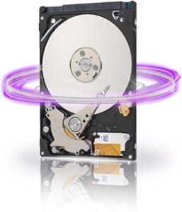 Seagate Momentus Thin 160GB, 7200rpm, SATA 3Gb/s (ST160LT016/ST160LT007)